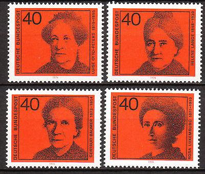 BRD 1974 Mi. Nr. 791-794 Postfrisch LUXUS!!!