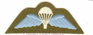 COLOUR CLOTH PARA WINGS 4 AIRBORNE / PARACHUTE REGIMENT