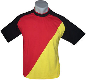 Maglietta-tifosi-EUROPEI-MONDIALI-Shirt-FAN-GERMANIA-Calcio-S-M-L-XL-XXL-NUOVO