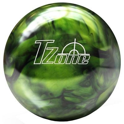 12lb Brunswick T-Zone Green Envy Bowling Ball