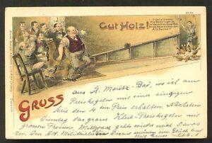 Skittles-Gruss-aus-St-Moritz-Switzerland-stamp-ca-1899