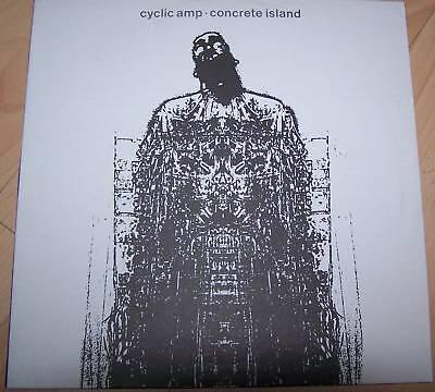 "Cyclic Amp 'Concrete Island' 12"" EP,Probe Plus Records"