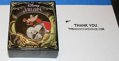 Disney Catalog Villains Boxed Set Queen Of Hearts Pin