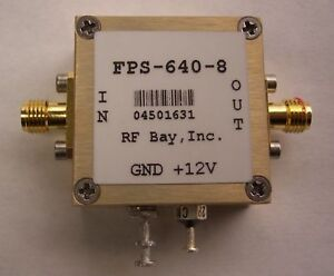 Frequency-Prescaler-8-0GHz-Div-640-FPS-640-8-New-SMA