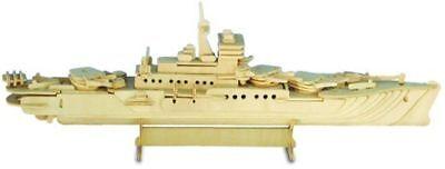 Cruiser Woodcraft Construction Model Kit Boat Ship
