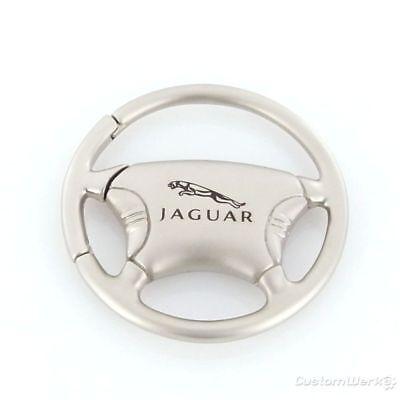 Jaguar Steering Wheel Keychain For Xj Xk S Type X Type