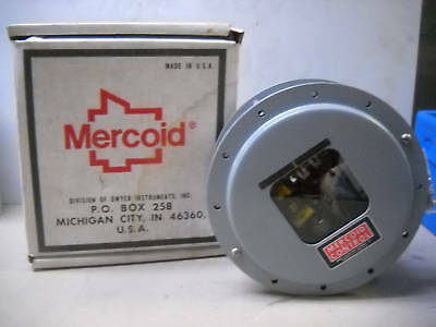 Mercoid Control Switch Daw-33-156-1 Daw331561