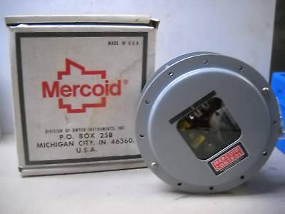 Mercoid Control Switch Daw-33-156-1 Daw331561