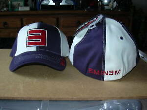EMINEM-EMBROIDERED-E-LOGO-DBL-STITCH-WOOL-FLEX-BASEBALL-CAP-BNWT-OFFICIAL-RAP