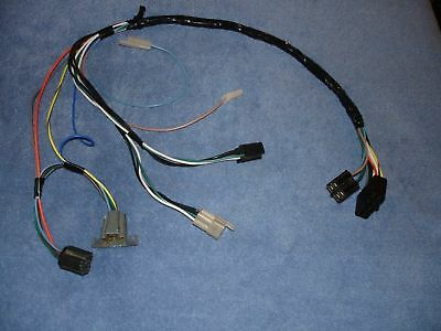 NEW 1969 CADILLAC DELCO 8 TRACK PLAYER TO RADIO DASH HARNESS 69 ELDORADO DEVILLE