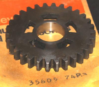 Aermacchi 35605-74p 2nd Gear Countershaft Ss Sx 250