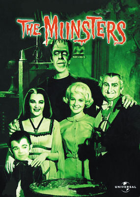 The Munsters family cult tv movie poster print on Rummage