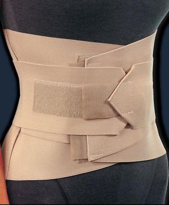 Deluxe Sacro Lumbar Support Back Pain Wrap Abdominal Pain...