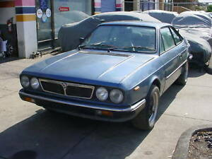 LANCIA-Beta-Coupe-1983-for-Restoration-or-Parts
