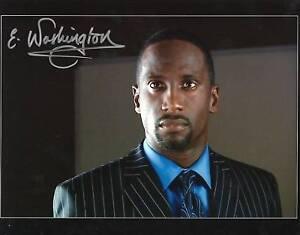 EUGENE-WASHINGTON-Signed-10x8-Photo-DR-WHO-COA