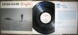 LP-ENTEN-ELLER-Streghe-CMC-87-1st-ps-Italian-avantgarde-jazz-prog-insert-VG
