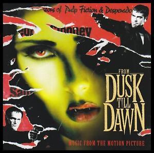 FROM-DUSK-TILL-DAWN-SOUNDTRACK-CD-ZZ-TOP-SRV-NEW