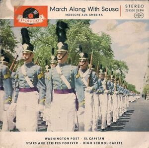 EP-MILITAIRE-MARCH-ALONG-WITH-SOUSA-MARCHE-AMERICAINE