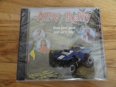 Kawasaki Atv Rally Cd Or Dvd Game