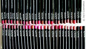 6-NYX-lapiz-de-labios-fino-034-Elije-sus-6-Colores-034-Joy-039-s-cosmeticos