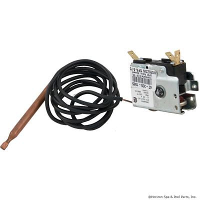 Invensys Eaton Spa Thermostat 5/16b 48c 275-3317-02