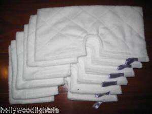 6-Standard-Microfiber-Pads-for-Shark-Pocket-Steam-Mop-s3550-s3501-s3601