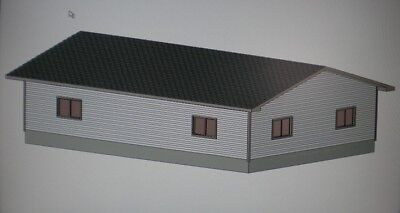 28 x 40 garage shop plans materials list blueprints for Garage material list