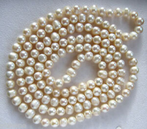 Is Pink Cultured Freshwater Pearl Color Is Natural