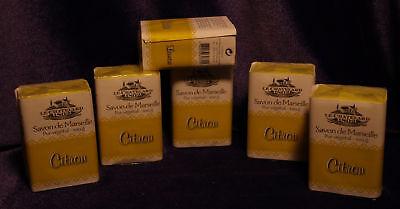 Le Chatelard Savon De Marseille French Lemon Soaps