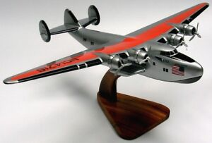 Boeing-B-314-Clipper-Airplane-Wood-Model-Large