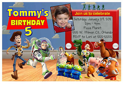 TOY-STORY-BIRTHDAY-PARTY-INVITATIONS-with-or-w-o-photo