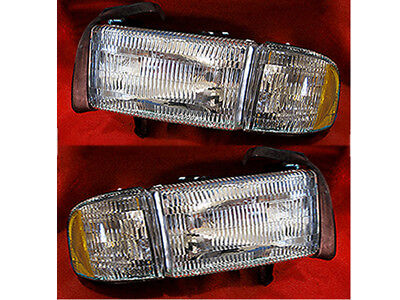 2006 dodge 2500 headlight wiring 94 2500 headlight diagram new 94 01 dodge ram pickup 1500 2500 3500 headlamps ...