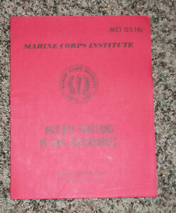 MARINE-CORPS-MILITARY-FUNCTIONS-1988
