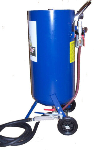 10 gallon sandblaster instructions
