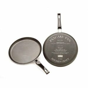 Kitchen-Craft-24cm-Pancake-Crepe-Pan-With-Recipe