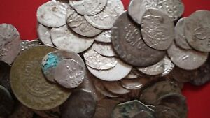 ISLAMIC-SILVER-COINS-FROM-THE-MIDDLE-EAST