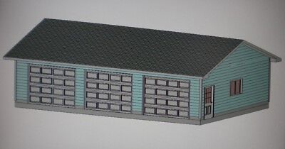 24 39 x 36 39 garage shop plans materials list blueprints plan for Material list for garage