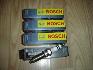 FORD-FIESTA-1-6-1-8-16V-BOSCH-YTTRIUM-SPARK-PLUGS-X4