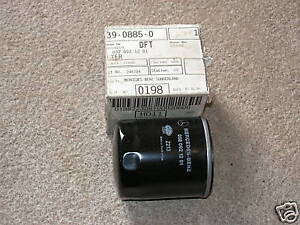 Mercedes-Transporter-Oil-Filter-Genuine-Mercedes-Part