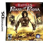 Battles of Prince of Persia (Nintendo DS, 2005) - European Version