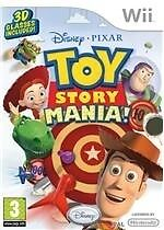 Toy Story Mania (Nintendo Wii, 2009) CHEAP PRICE AND FREE POSTAGE