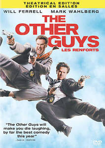 The Other Guys (DVD, 2010, Canadian; Theatrical Edition; Rated)