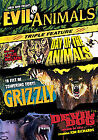 Evil Animals Triple Feature - Grizzly/Day of the Animals/Devil Dog (DVD, 2007, 3-Disc Set)