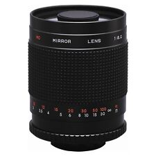 Fixed/Prime SLR Telephoto Camera Lenses for Sony