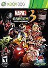Microsoft Xbox 360 Marvel vs. Capcom 2 Video Games