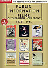 Public Information Films Of The British Home Front 1939-1945 (DVD, 2010, 2-Disc Set)