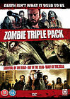 Zombie Collection (DVD, 2010, 3-Disc Set)