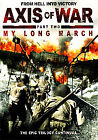 Axis Of War - My Long March (DVD, 2010)