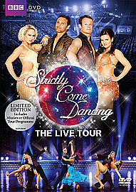 Strictly-Come-Dancing-The-Live-Tour-2010-Dvd-Brand-New-Factory-Sealed