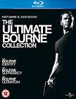 The Bourne Identity/The Bourne Supremacy/The Bourne Ultimatum (Blu-ray, 2009, 3-Disc Set, Box Set)